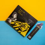 Let Me Out Cover and Bookmark