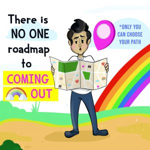 no roadmap to coming out